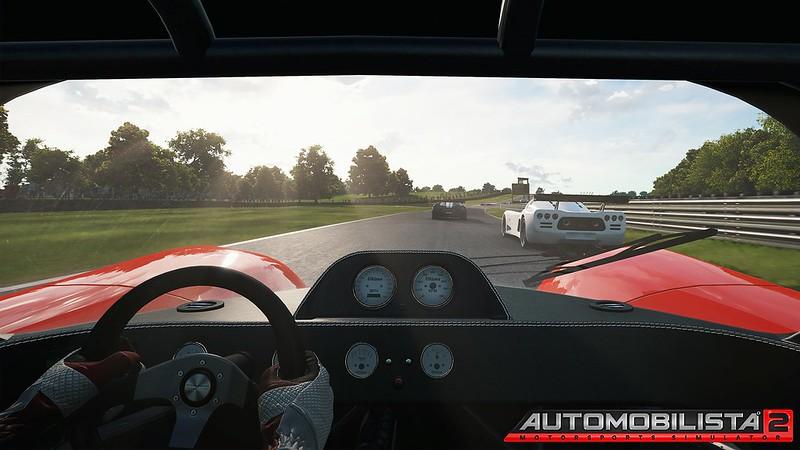 Automobilista 2 Sprint Race