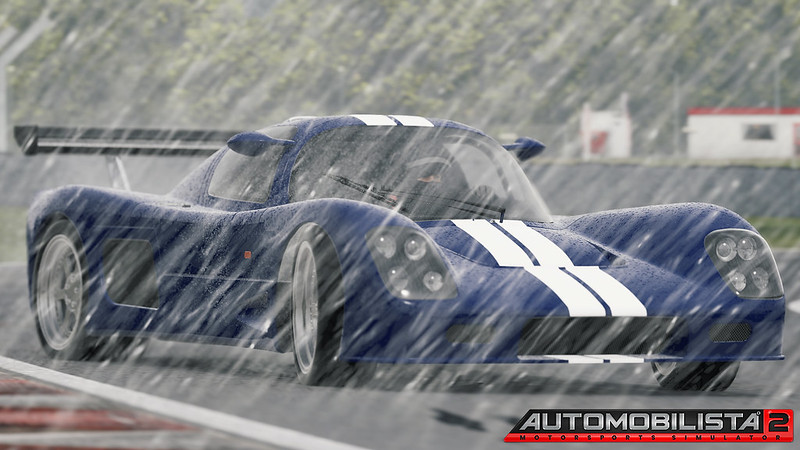 Automobilista 2 - Ultima GTR