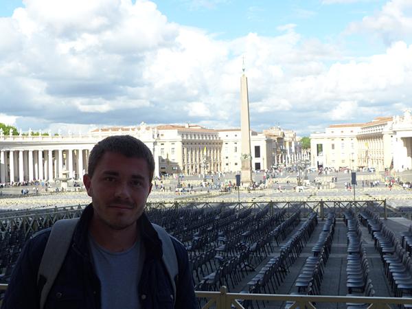 clem au Vatican