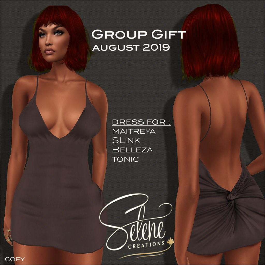 [Selene Creations] August Group Gift