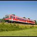 DB 628 518 @ Wasserburg