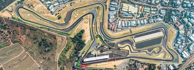 Automobilista 2 historical Kyalami Grand Prix