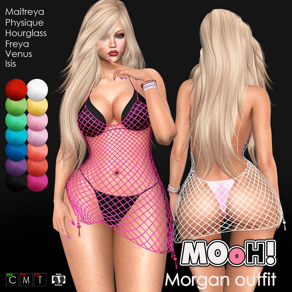 Morgan outfit - TeleportHub.com Live!