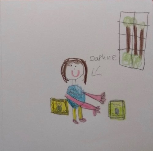 Card Daphne