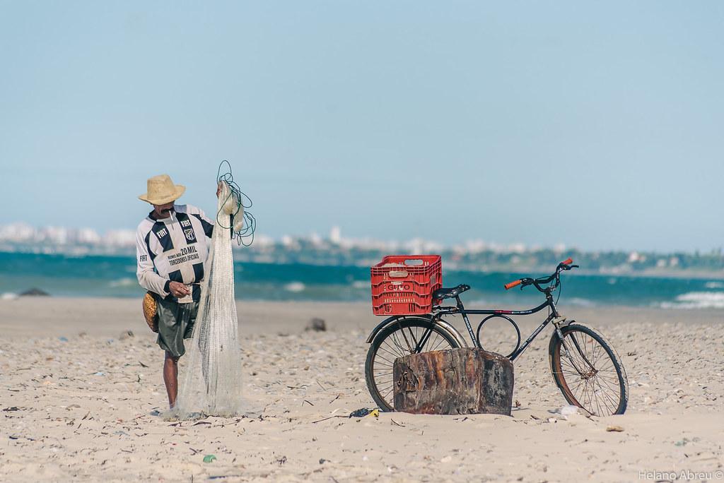 Pescador - Praia de Icaraí