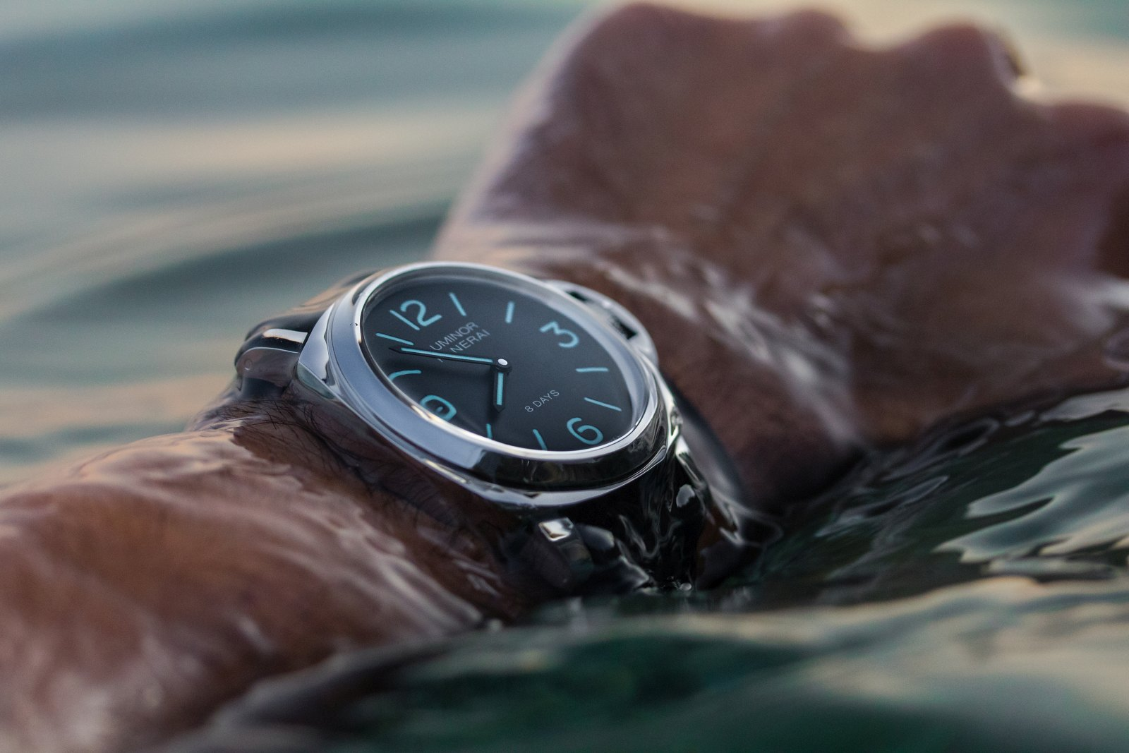 Watershot Panerai Luminor