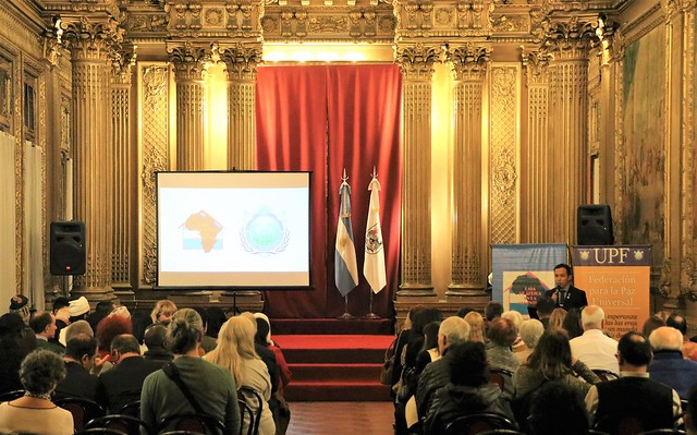 Argentina-2019-05-28-UPF-Argentina and Africa House Collaborate to Honor Africa Day