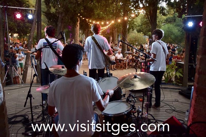 Imprescindibles  artistes amb DO Sitges – La Pregonera Sitges 2021 – Música