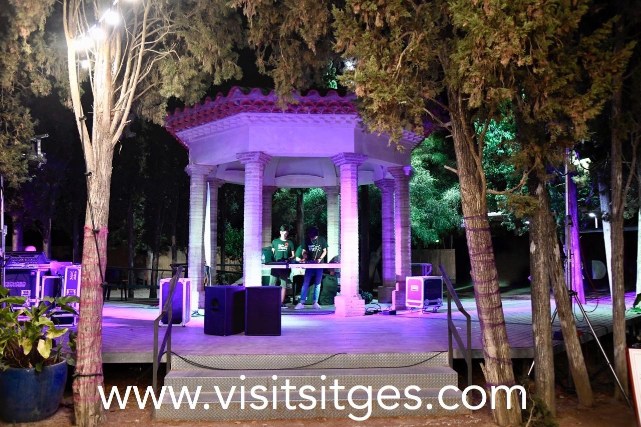 Hombres G en el Festival Jardins Terramar Sitges 2019