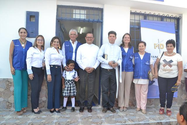 Inauguración Centro de Desarrollo Social UNIMINUTO