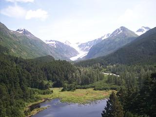 Trail Glacier