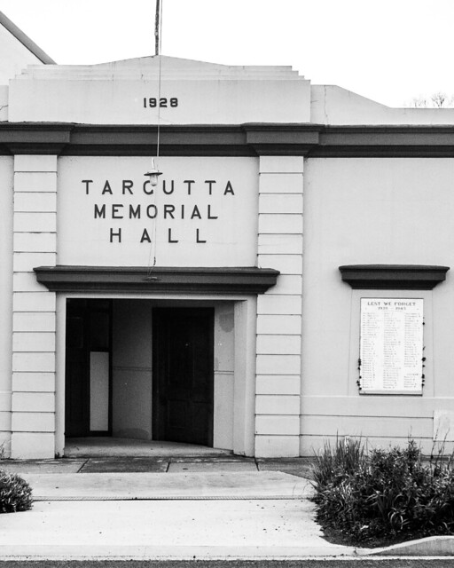 Memorial Hall, Tarcutta