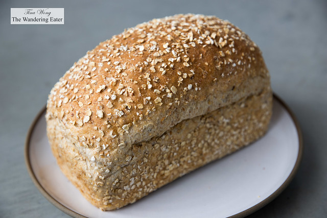 9-grain bread
