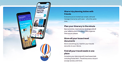 Ready To Go 2.0 puts social back into group vacations.