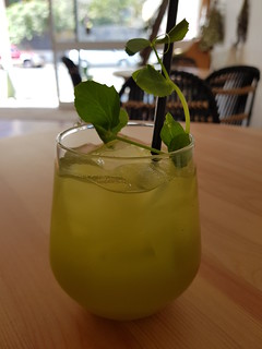 Daily Green Juice at Flora By Greenhouse