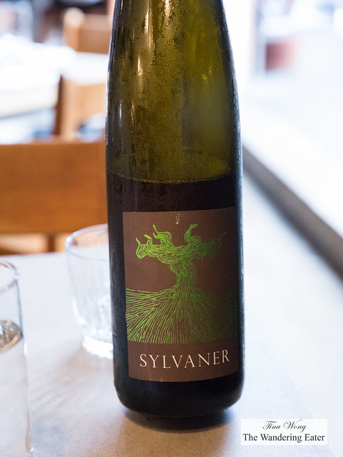 Sylvaner orange wine
