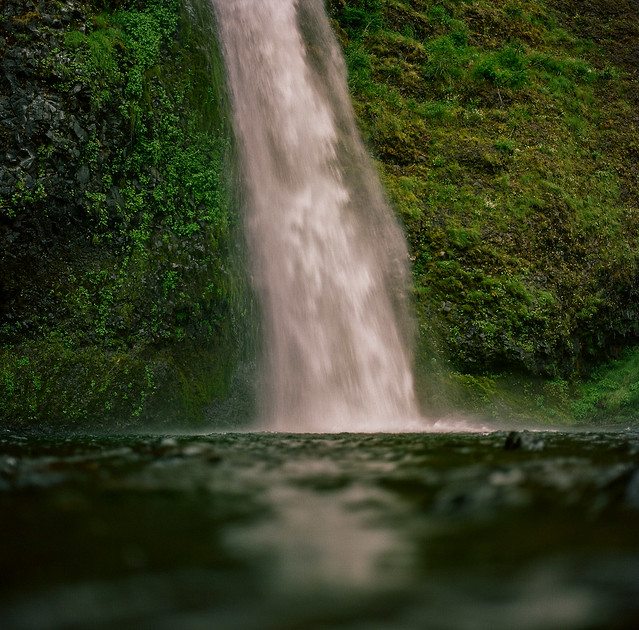 Horsetail Falls, Multnomah, Oregon