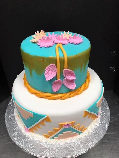 Cake by JB Bakery