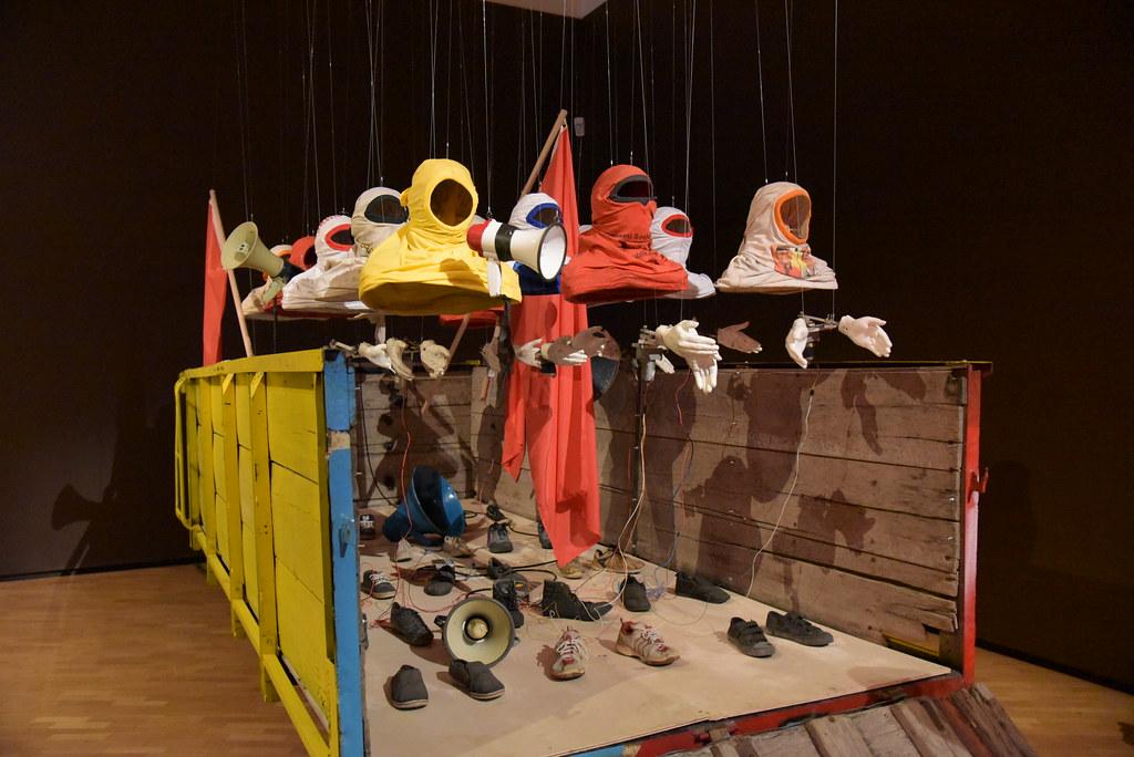 Galeri Nasional Australia Luncurkan Pameran Contemporary Worlds: Indonesia