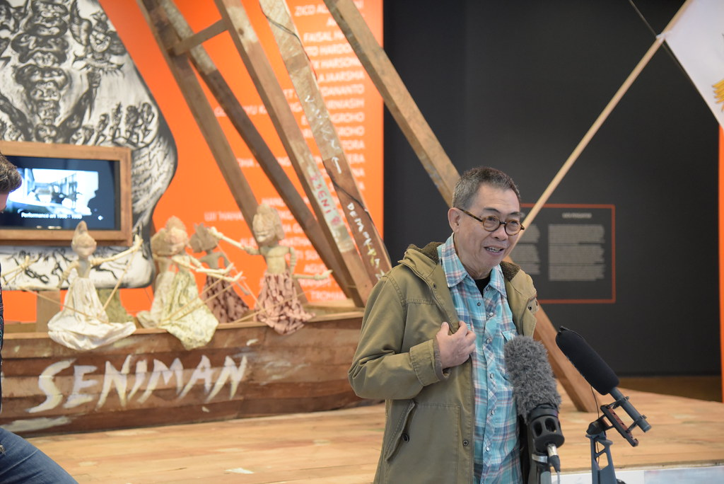 Galeri Nasional Australia Luncurkan Pameran Contemporary Worlds: Indonesia
