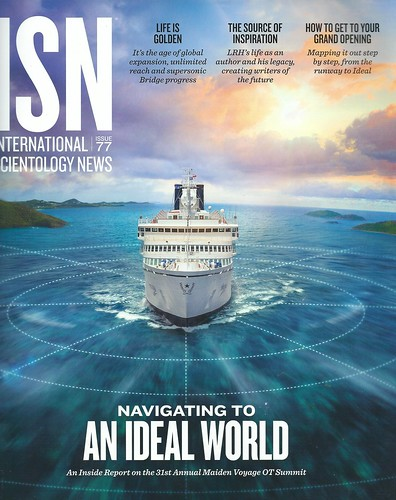 International Scientology News issue 77 July 2019_1 | by Marc Lacasse, le disciple de Xenu