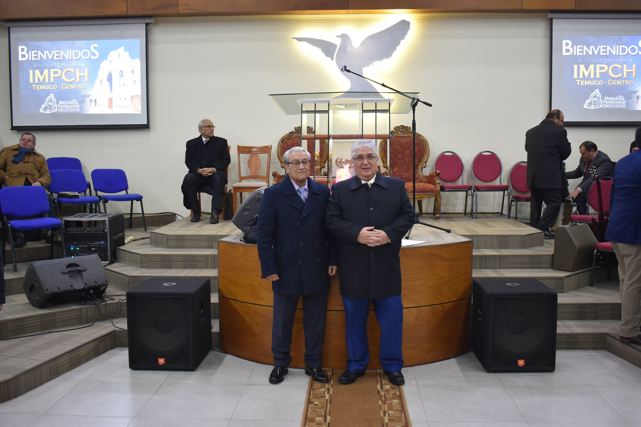 Encuentro de Voluntarios Sector 19 en Iglesia de Temuco Centro