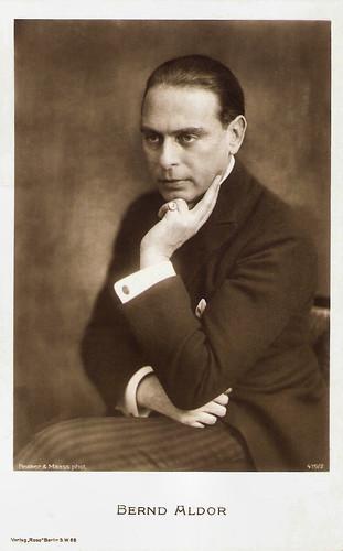 Bernd Aldor