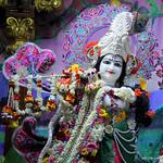 ISKCON Juhu Sringar Deity Darshan on 1st aug 2019