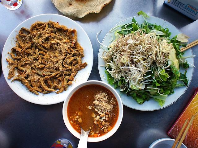 Phượt Đà Nẵng - Top 10 quán gỏi cá ăn là thích mê 6