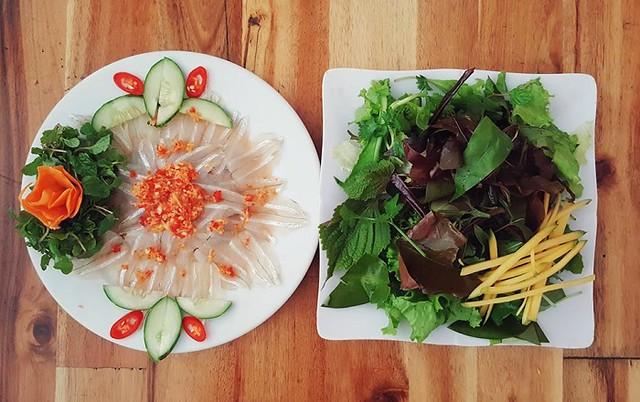 Phượt Đà Nẵng - Top 10 quán gỏi cá ăn là thích mê 1