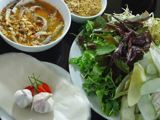 Phượt Đà Nẵng - Top 10 quán gỏi cá ăn là thích mê 8