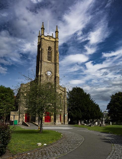 St Nicholas, Tooting