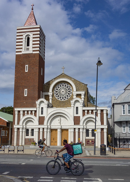 St Boniface Catholic Church, Tooting