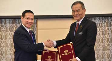 Malaysia, Philippines sign MoU to cooperate on health care