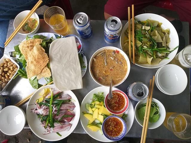 Phượt Đà Nẵng - Top 10 quán gỏi cá ăn là thích mê 19