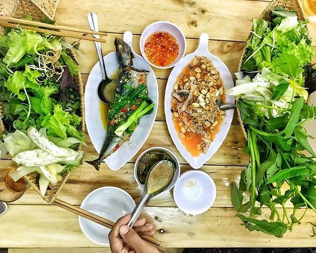 Phượt Đà Nẵng - Top 10 quán gỏi cá ăn là thích mê 12