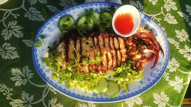 Phượt Đà Nẵng - Top 10 quán gỏi cá ăn là thích mê 7