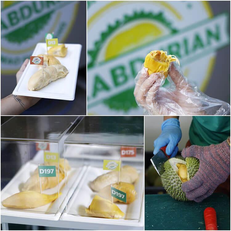 Premium Durian