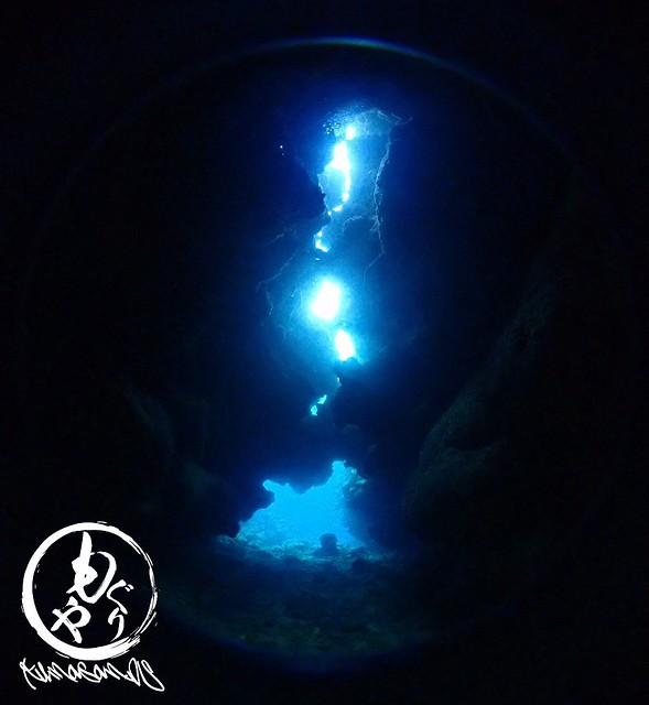 魅惑の洞窟やっほい