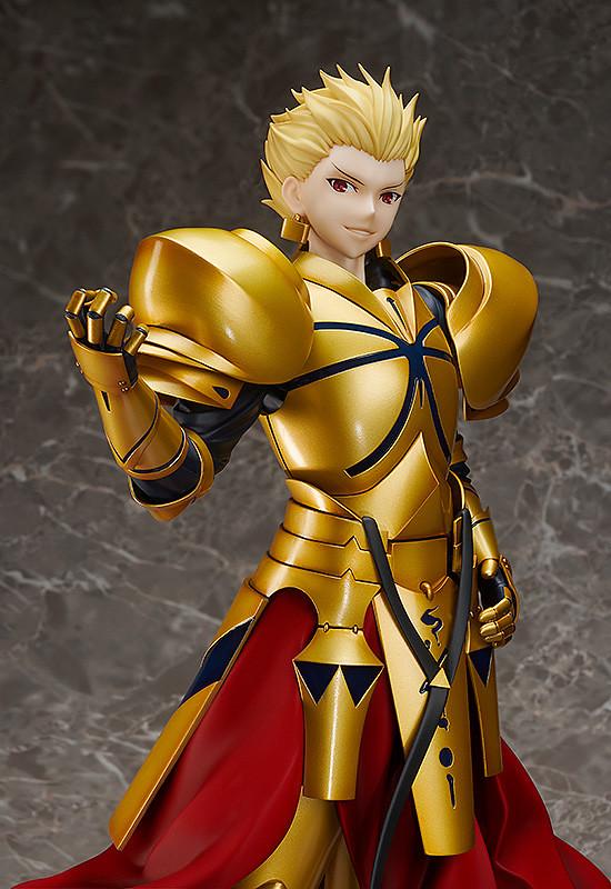 居然召喚出本王,看來你的好運也到此為止了雜種!FREEing《Fate/Grand Order》Archer/吉爾伽美什(アーチャー/ギルガメッシュ)1/4比例模型