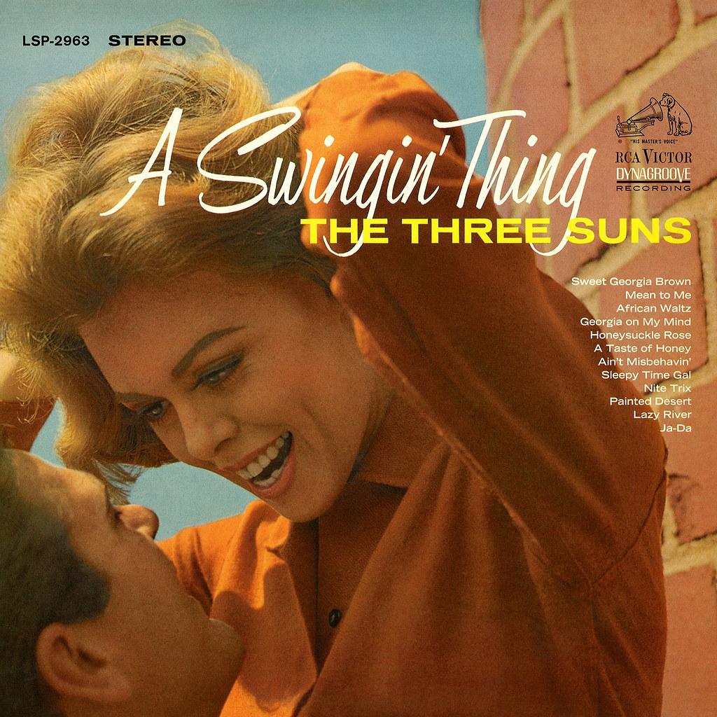 Three Suns - A Swingin' Thing