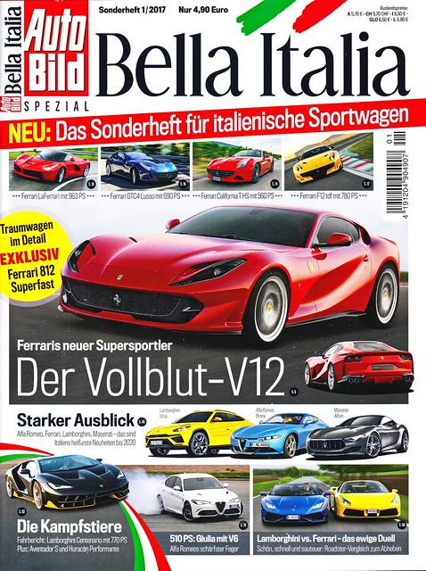 Auto Bild Spezial 1/2017