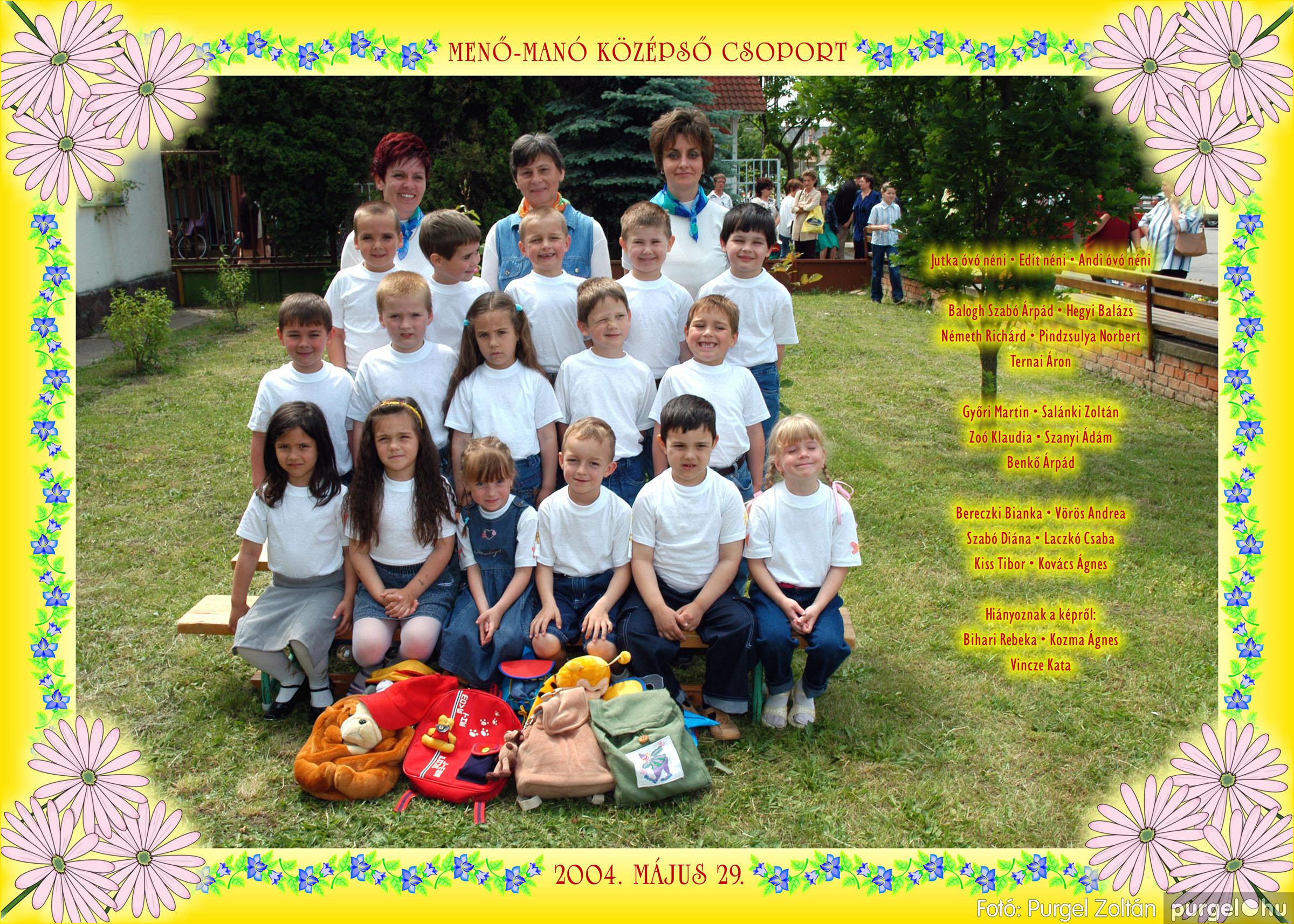 2004.05.13-29. 010 Kurca-parti Óvoda csoportképek 2004. - Fotó:PURGEL ZOLTÁN© ovi109.jpg