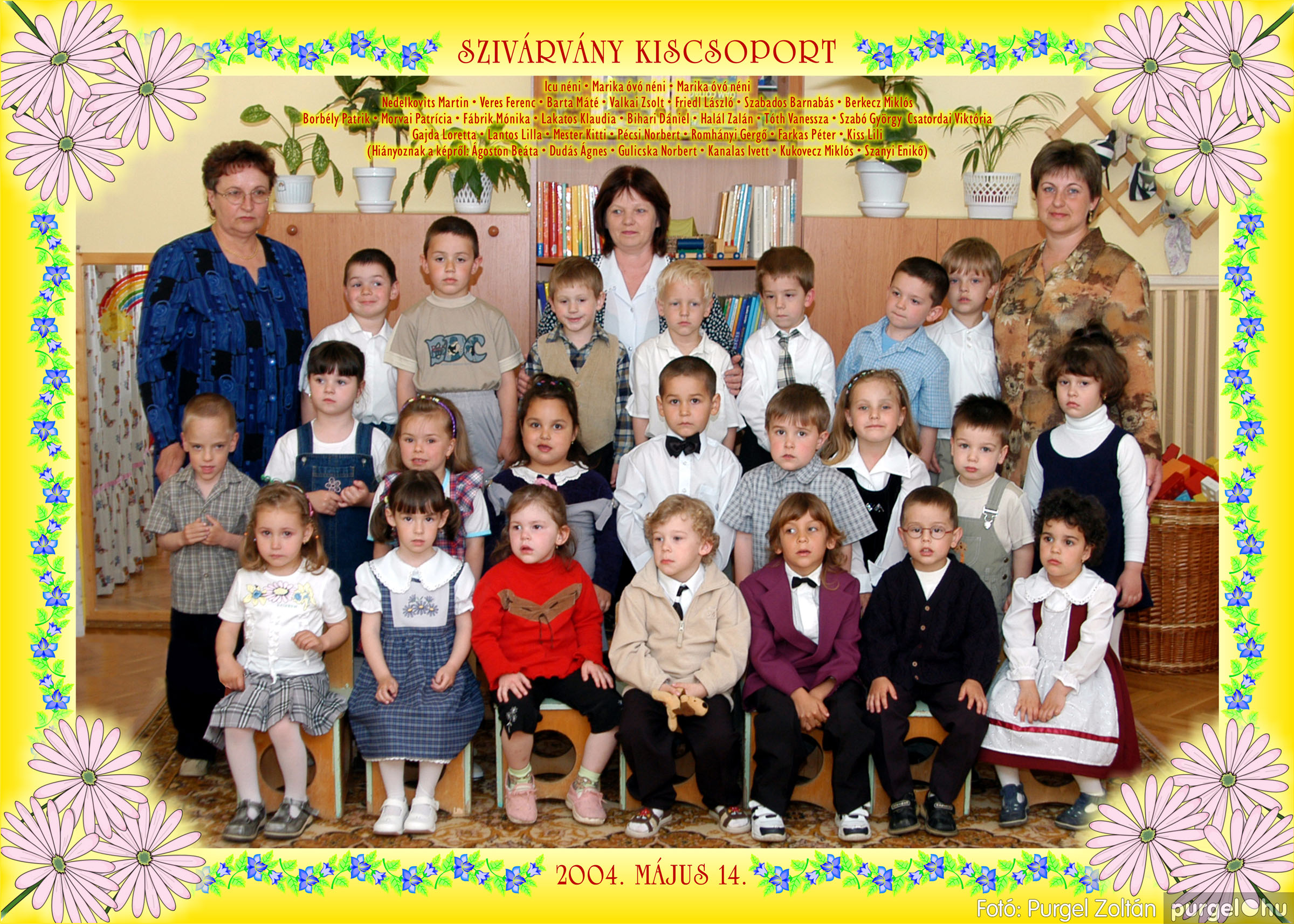 2004.05.13-29. 006 Kurca-parti Óvoda csoportképek 2004. - Fotó:PURGEL ZOLTÁN© ovi105.jpg