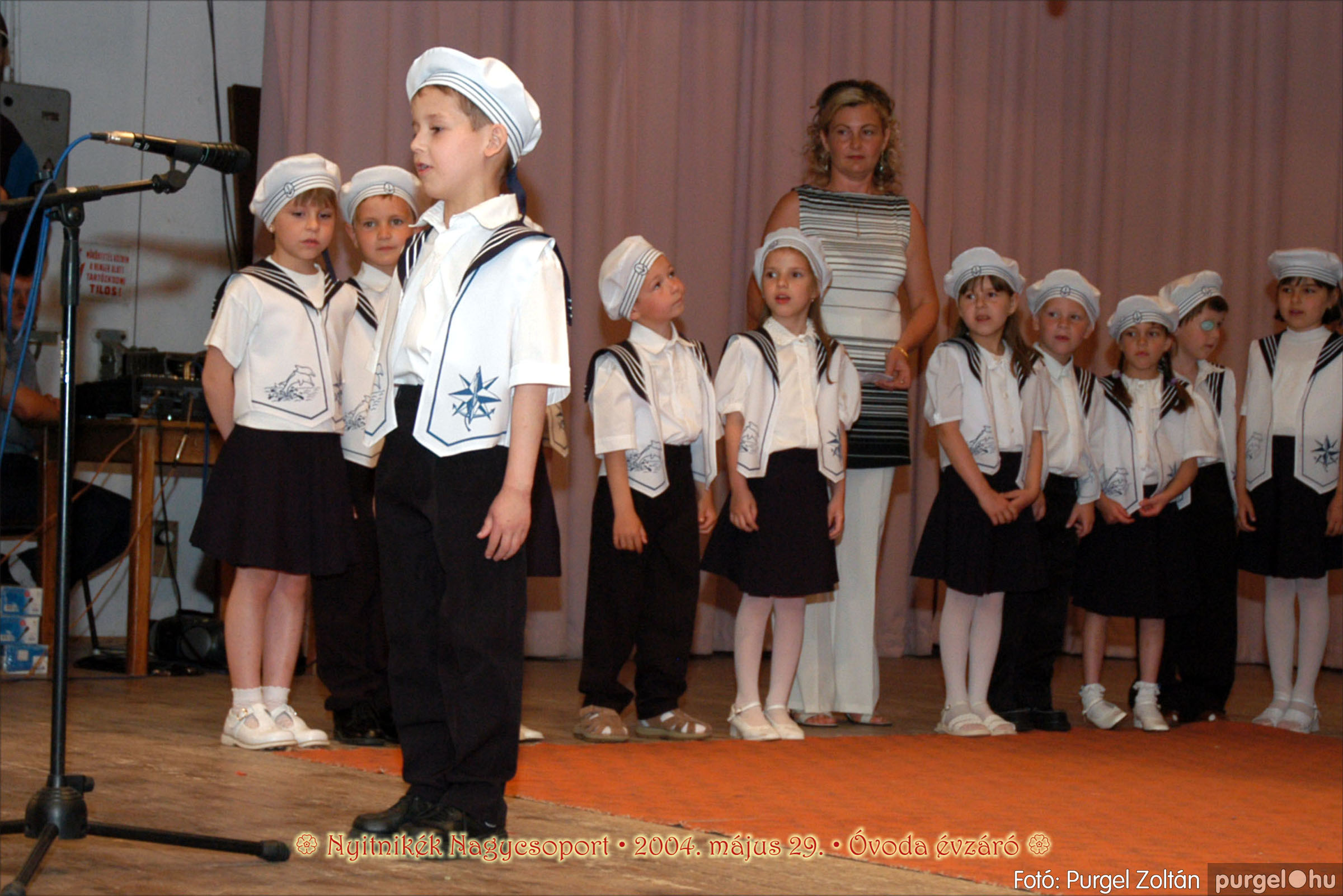 2004.05.13-29. 150 Kurca-parti Óvoda évzáró 2004. - Fotó:PURGEL ZOLTÁN© ovi200.jpg
