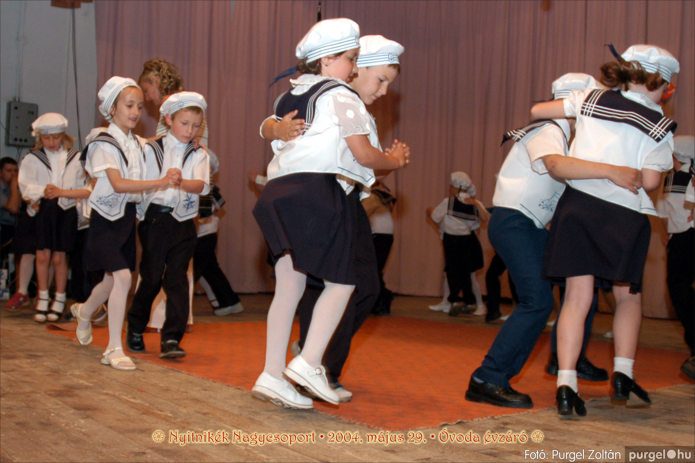 2004.05.13-29. 139 Kurca-parti Óvoda évzáró 2004. - Fotó:PURGEL ZOLTÁN© ovi189.jpg