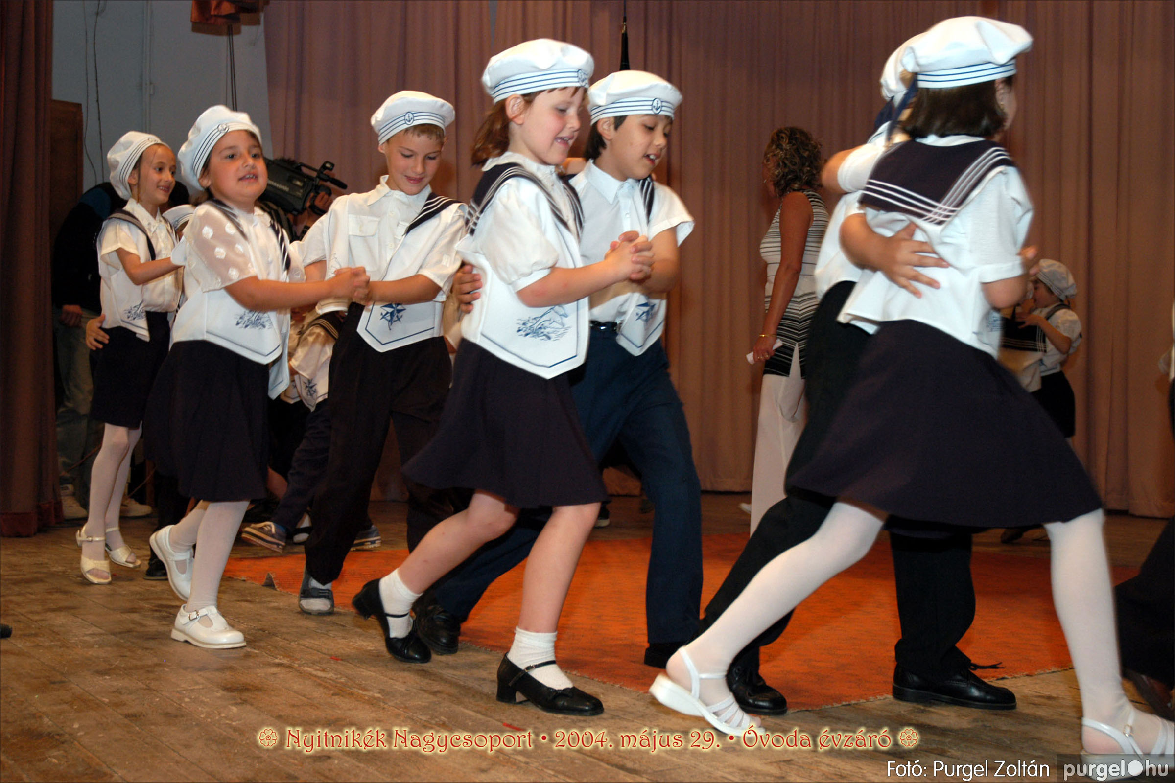 2004.05.13-29. 134 Kurca-parti Óvoda évzáró 2004. - Fotó:PURGEL ZOLTÁN© ovi184.jpg