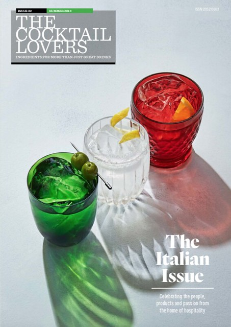 The Cocktail Lovers Magazine Issue 32