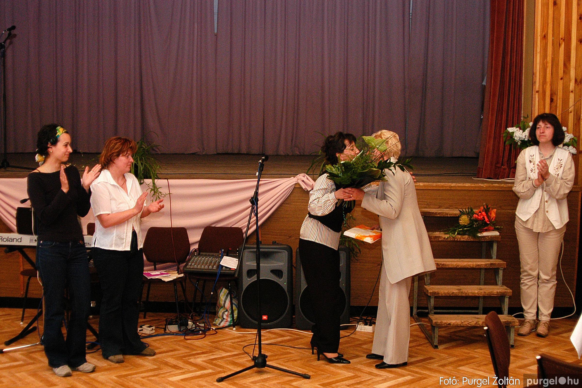 2004.05.04. 059 Szép Öregkor Nyugdíjas Klub találkozó - Fotó:PURGEL ZOLTÁN© DSC_0075q.jpg