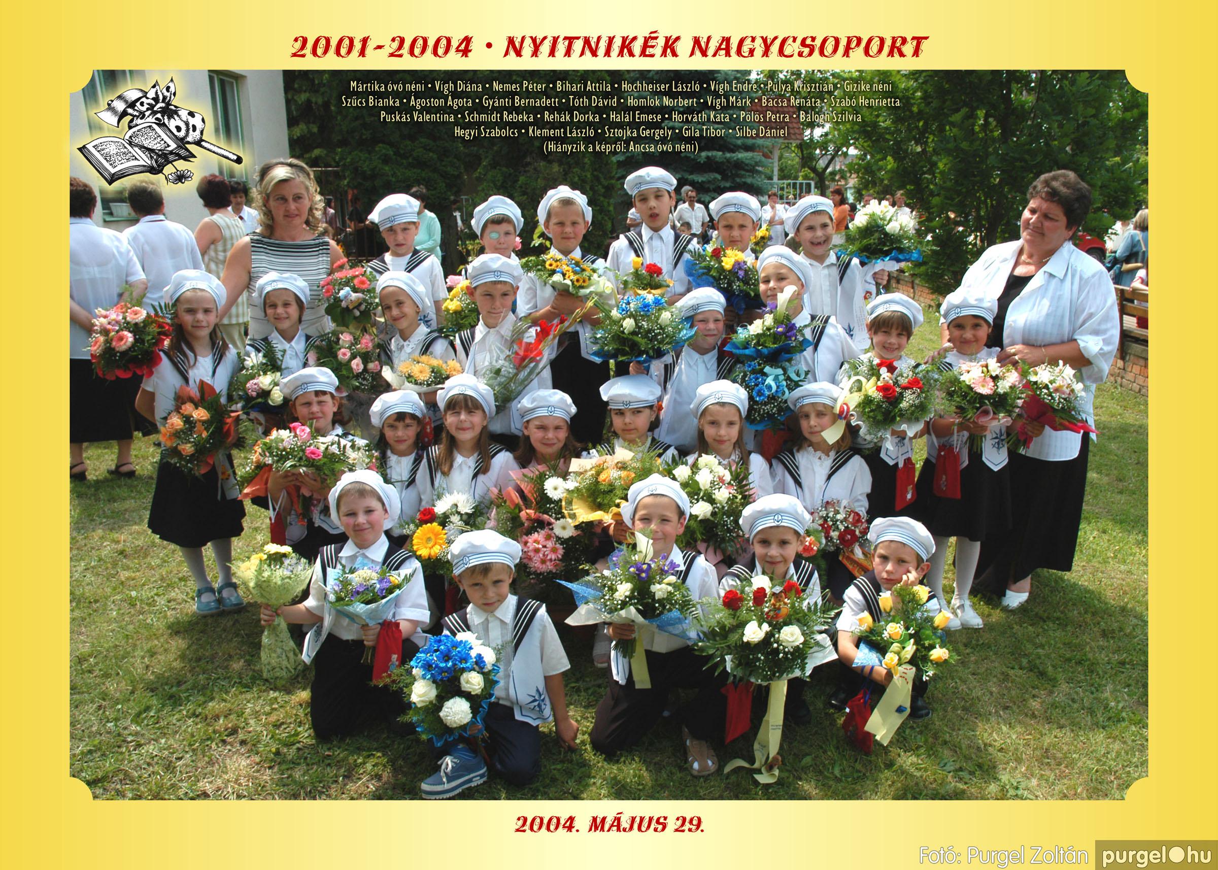 2004.05.13-29. 026 Kurca-parti Óvoda csoportképek 2004. - Fotó:PURGEL ZOLTÁN© ovi125.jpg